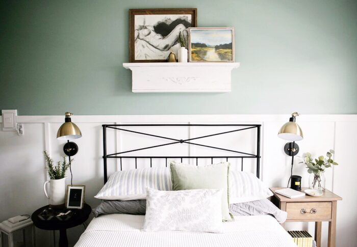 One Room Challenge Week 7 – Guest Bedroom Final Reveal!