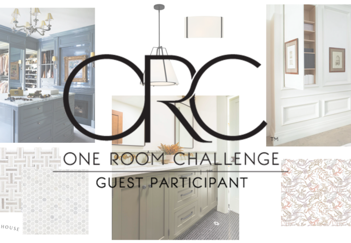 One Room Challenge Week One – Completing my Bedroom Suite