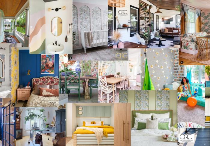 One Room Challenge Design Trends – Spring 2021 Edition