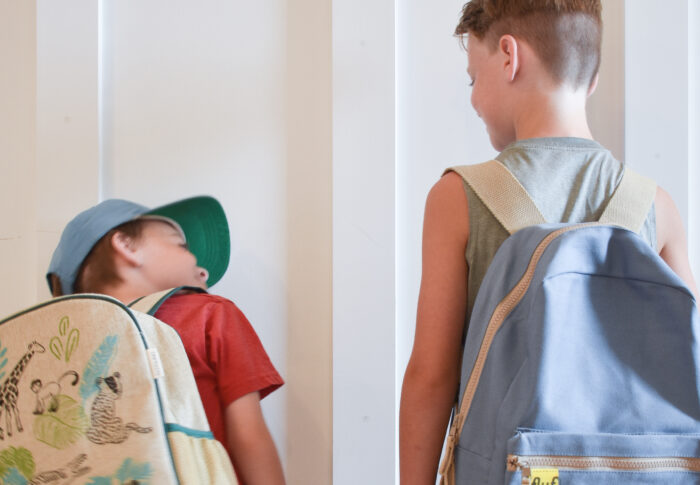 Monthly Wrap Up + Back to School